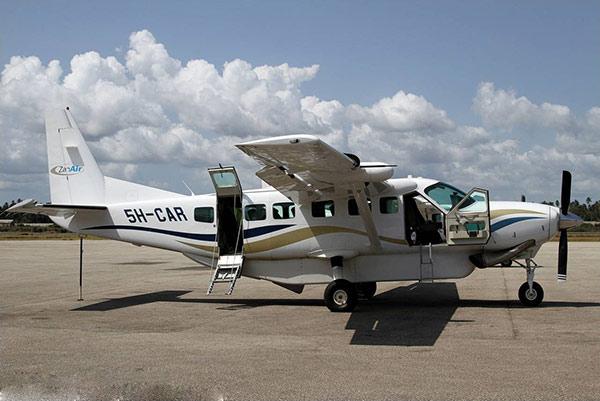 ZanAir - Cessna 208 Caravan
