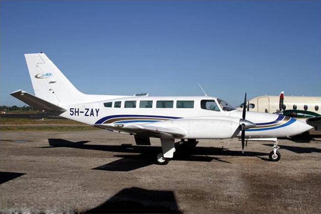 ZanAir - Cessna 404