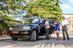 ZanTours Finest - Range Rover