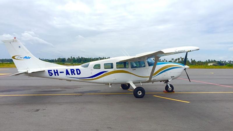 ZanAir - Cessna 207