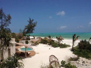 Paje - White Sands Villa