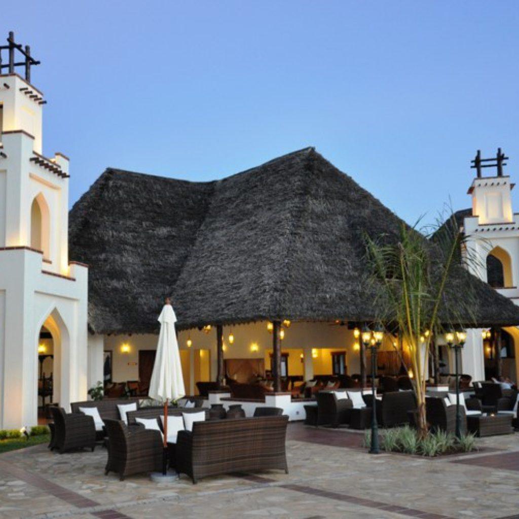 Sea Cliff Resort Zanzibar