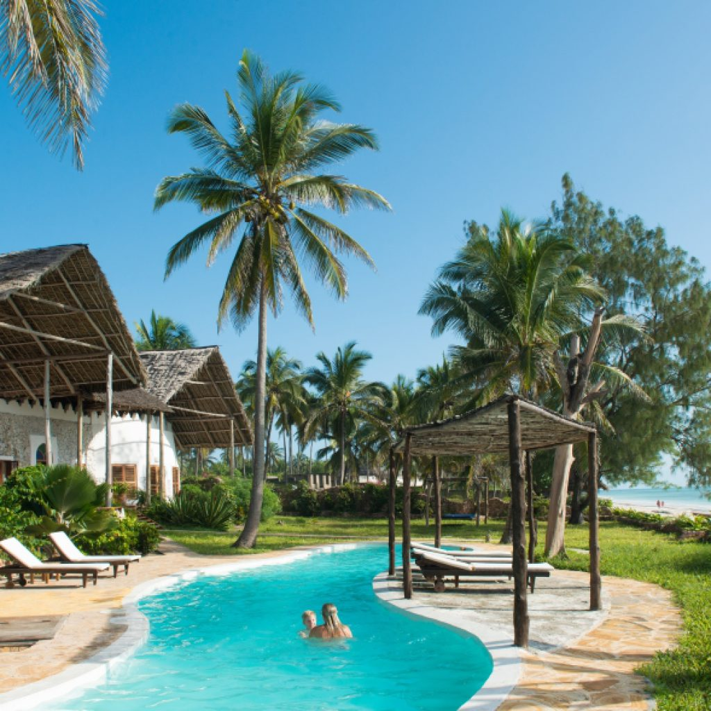 Upendo Villas - The Beach House