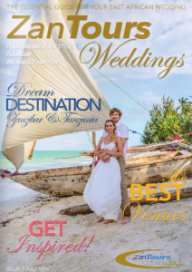 ZanTours Weddings Magazine