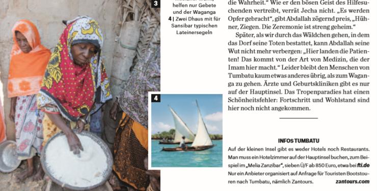 ZanTours in Abenteuer & Reisen
