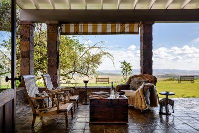 Sasakwa Lodge Serengeti