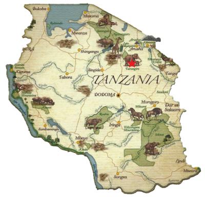 Tanzania Tarangire