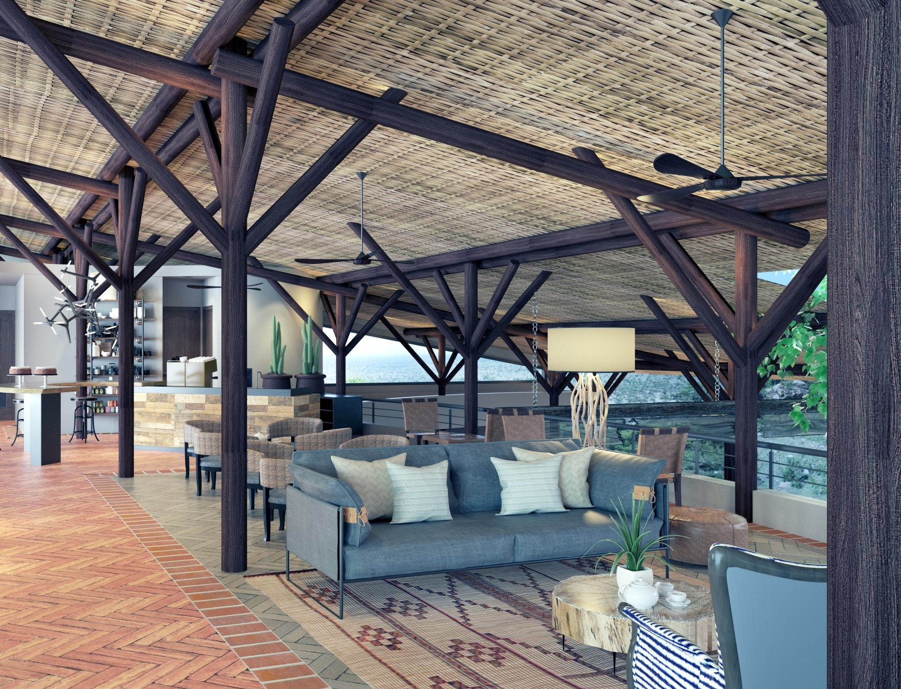 Luxury Travel Tanzania - Melia Serengeti Lodge