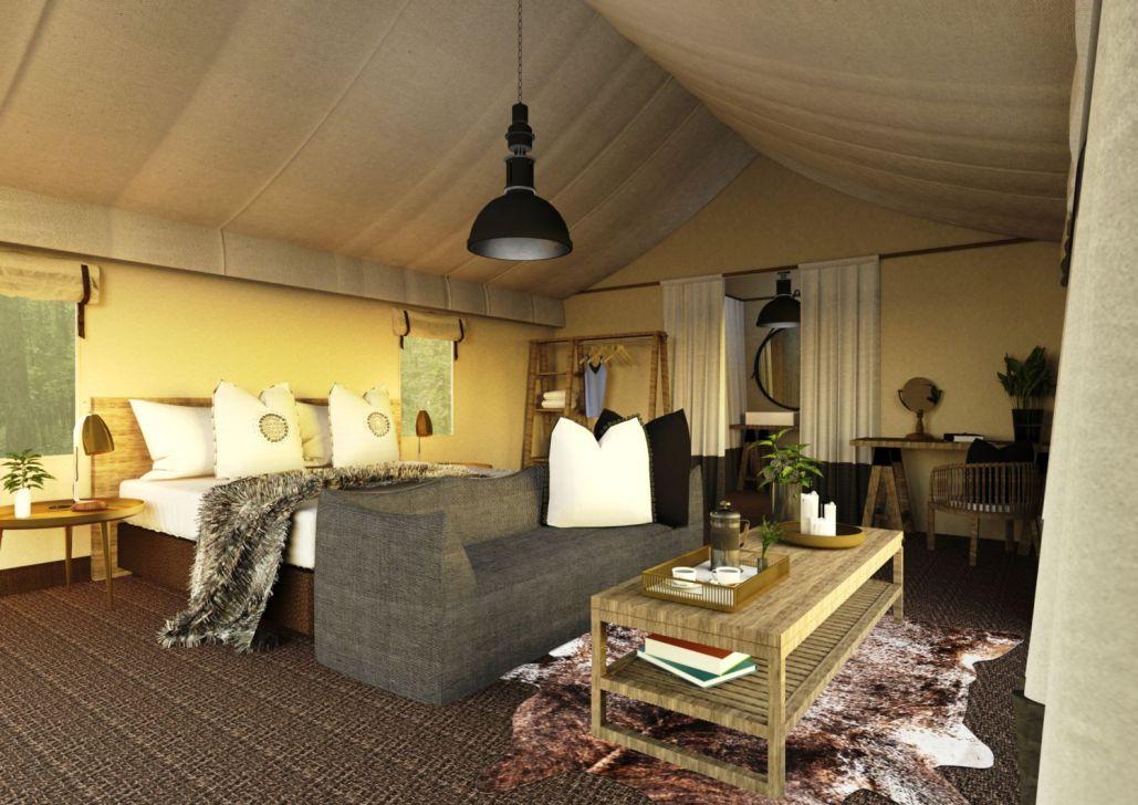 Luxury Travel Tanzania - Siringit Serengeti Camp